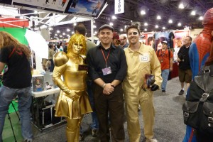 Spaceballs, Dot Matrix, Barf Cosplay