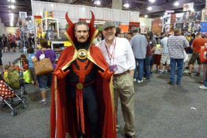 Marvel, Dr. Strange Cosplay